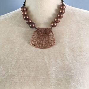 Paparazzi Copper necklace